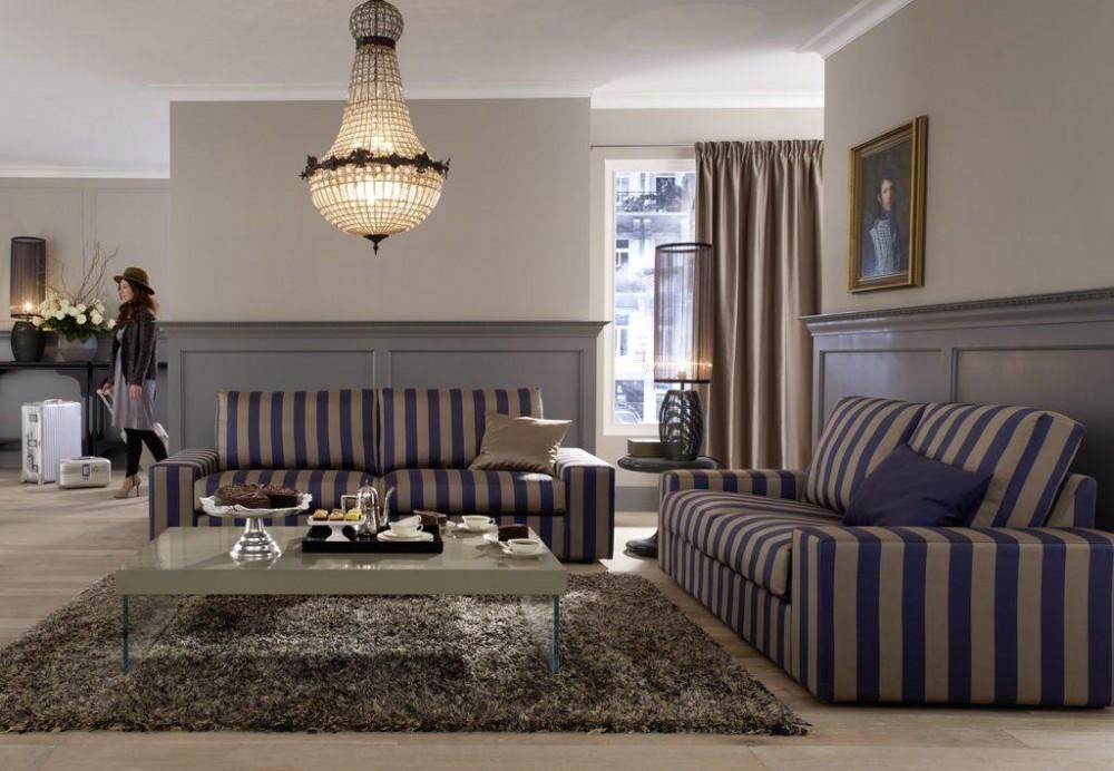 saum viebahn stripes collection trevira cs milla design. Black Bedroom Furniture Sets. Home Design Ideas